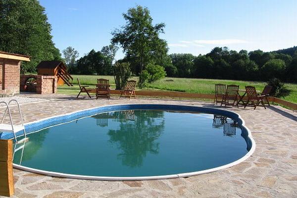 Bazény jižní čechy